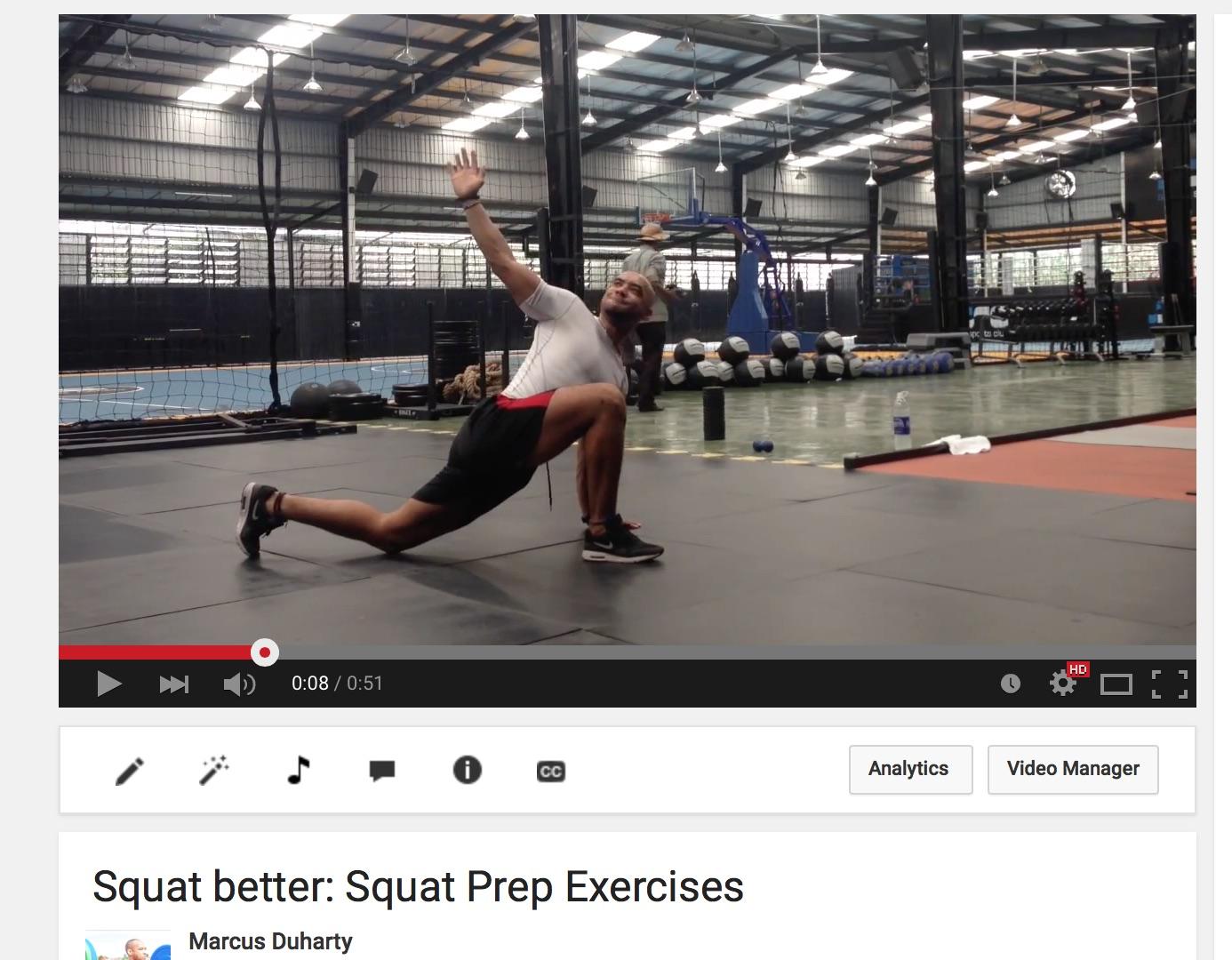 Squat better guaranteed