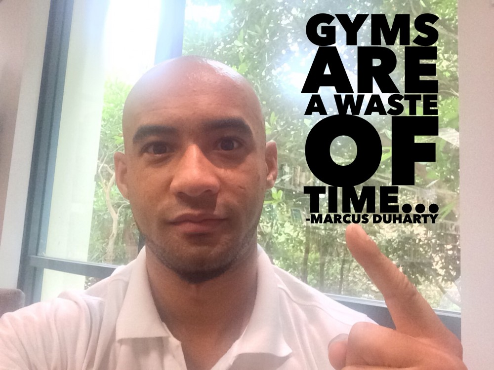 Video: Gyms are a waste of time