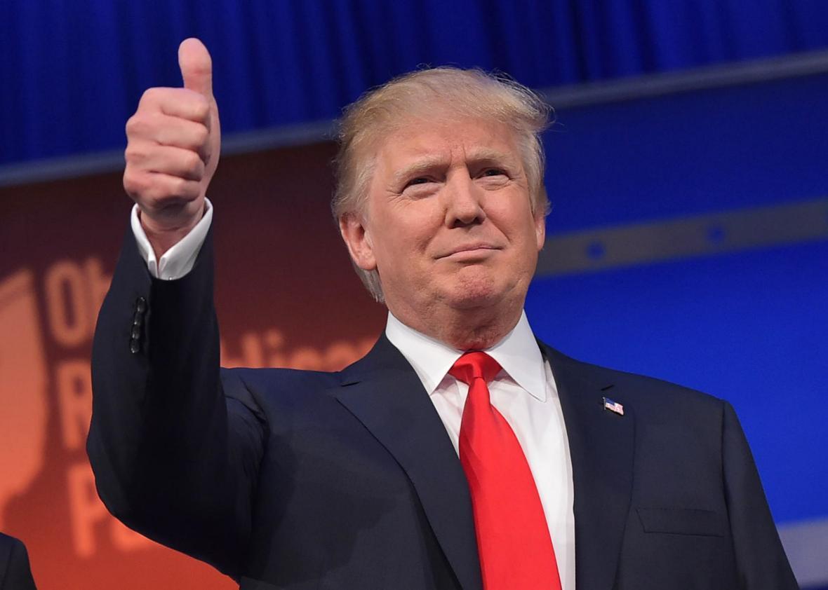 Fair Play To Donald Trump