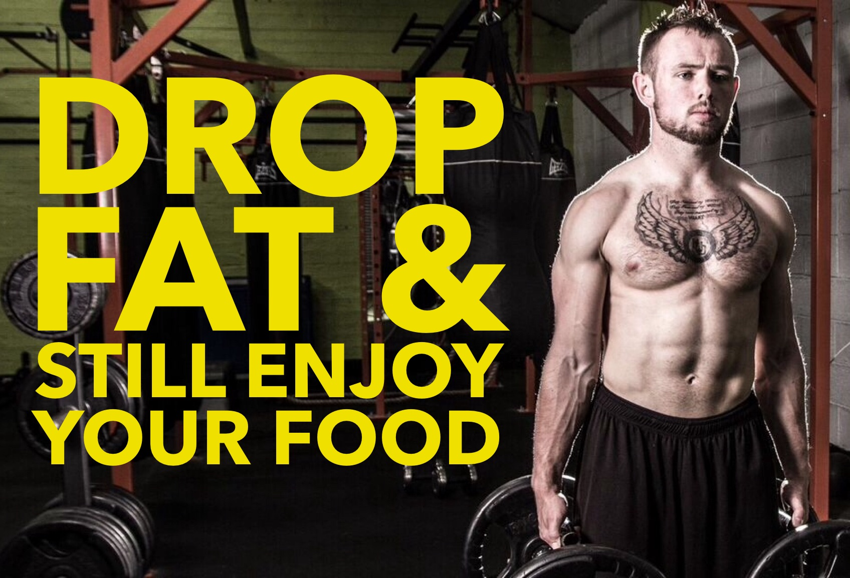 Eat the food you enjoy & lose fat