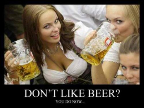 Beer, junk food & lack of sleep?
