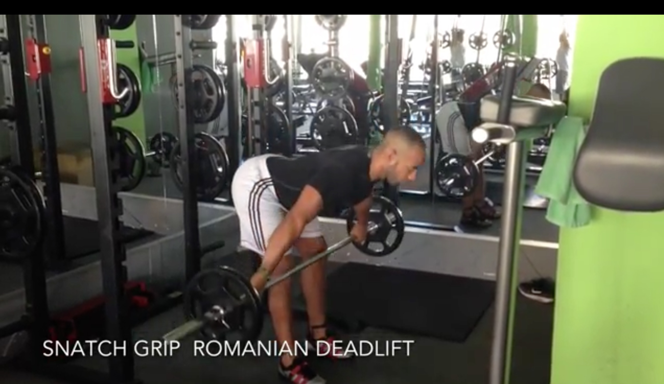 Romainan Deadlift variations you must try