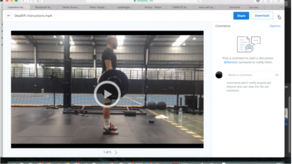 How Online Personal Training works