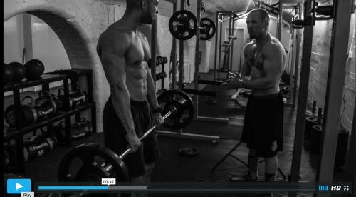 #TeamHUD Training, Nutrition & Motivation Package