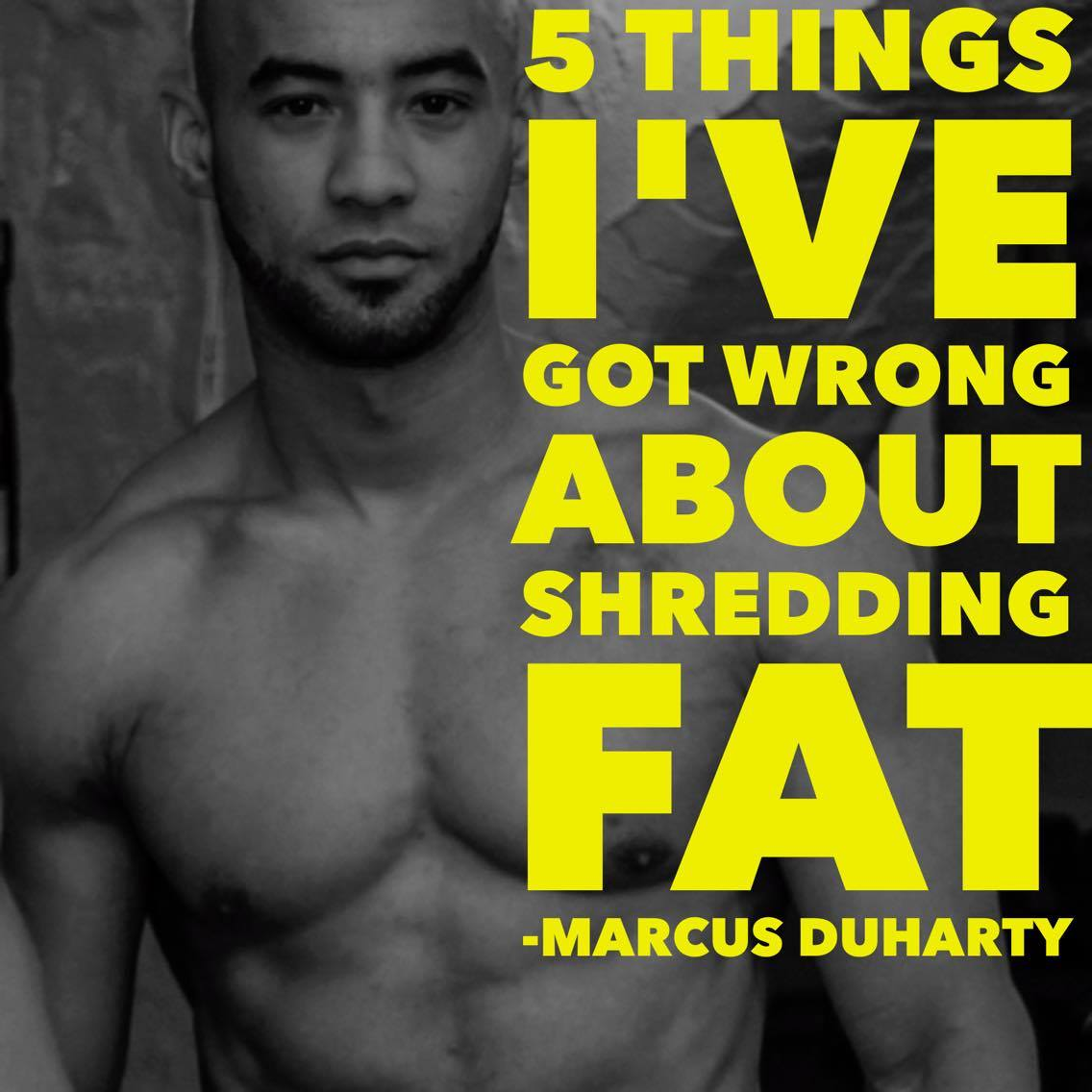 5 Stupid Things I've Got Wrong About Shifting Weight