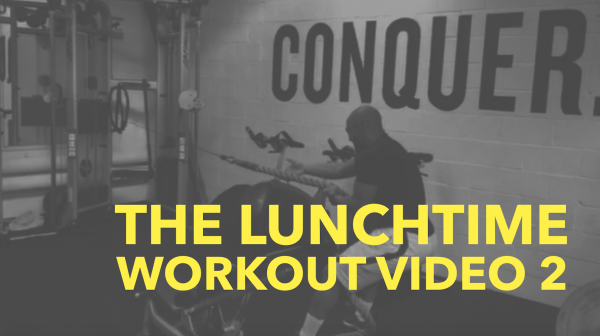 Lunchtime Workout Session 2 of 3