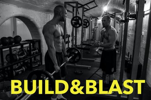 Build&Blast: The 12 Steps