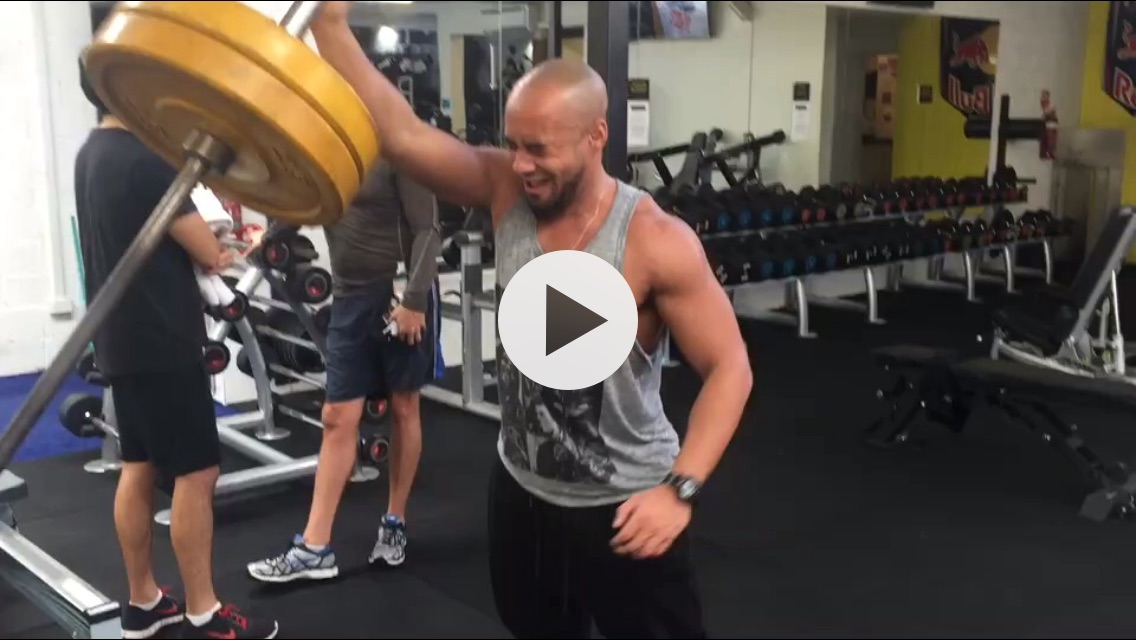 Shoulder Presses suck… Try this instead