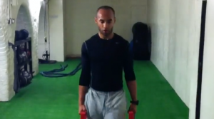 Quick-fire Weight Shifting Conditioning Circuit