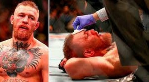 Conor McGregors going to get knocked out