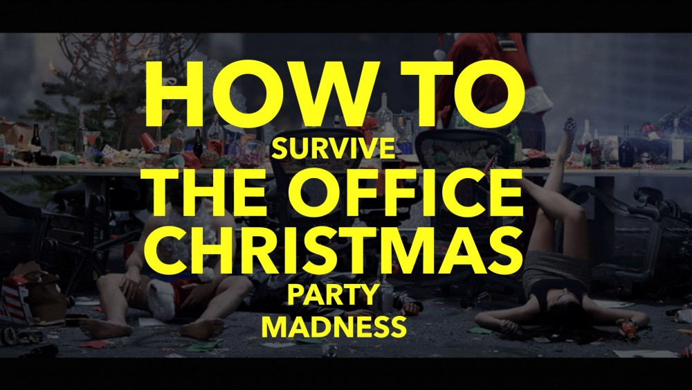Surviving Office Christmas Party Madness