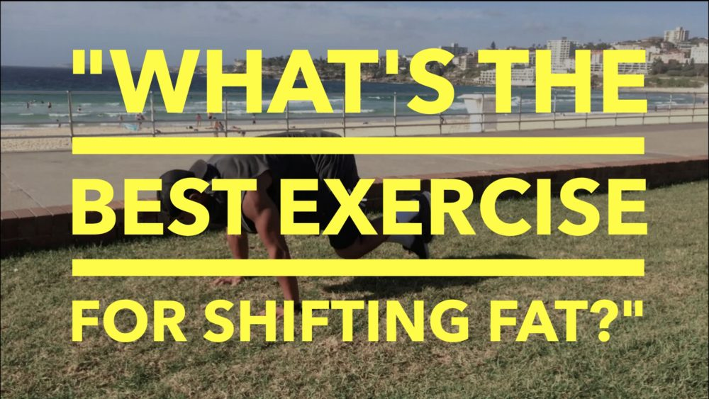 Have you tried this sure fire way to shift weight?