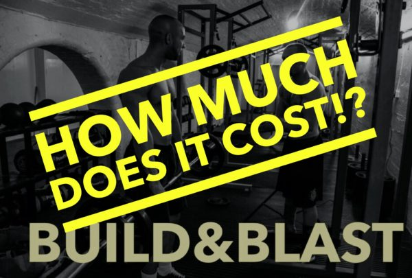 How much does it cost (Build&Blast)?